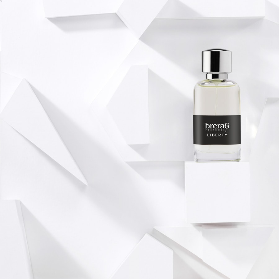 brera6 perfumes - LIBERTY