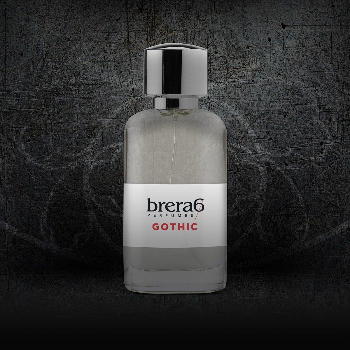 brera6 perfumes - GOTHIC